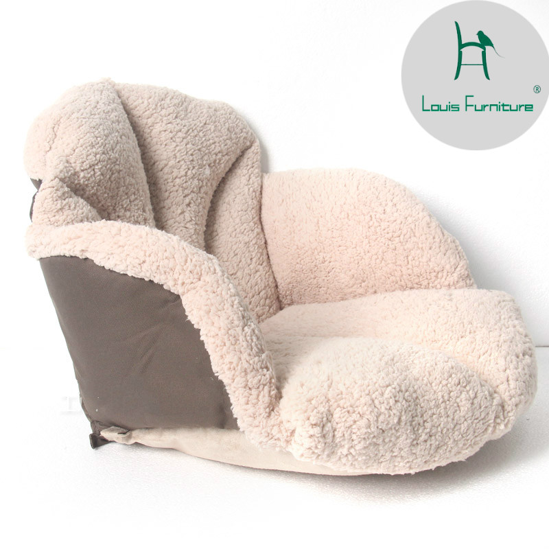 Tremendous Us 17 71 11 Off Louis Fashion Bean Bag Sofas Warm Hip Thickened Waist Tatami Chair Cold Resistance Office Student Seat Cushion In Bean Bag Sofas Frankydiablos Diy Chair Ideas Frankydiabloscom