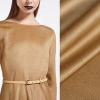150 см шириной 370 г/м Вес 82% шерсть 18% кашемир ткань для Осенне зимнее пальто Одежда Пальто E798