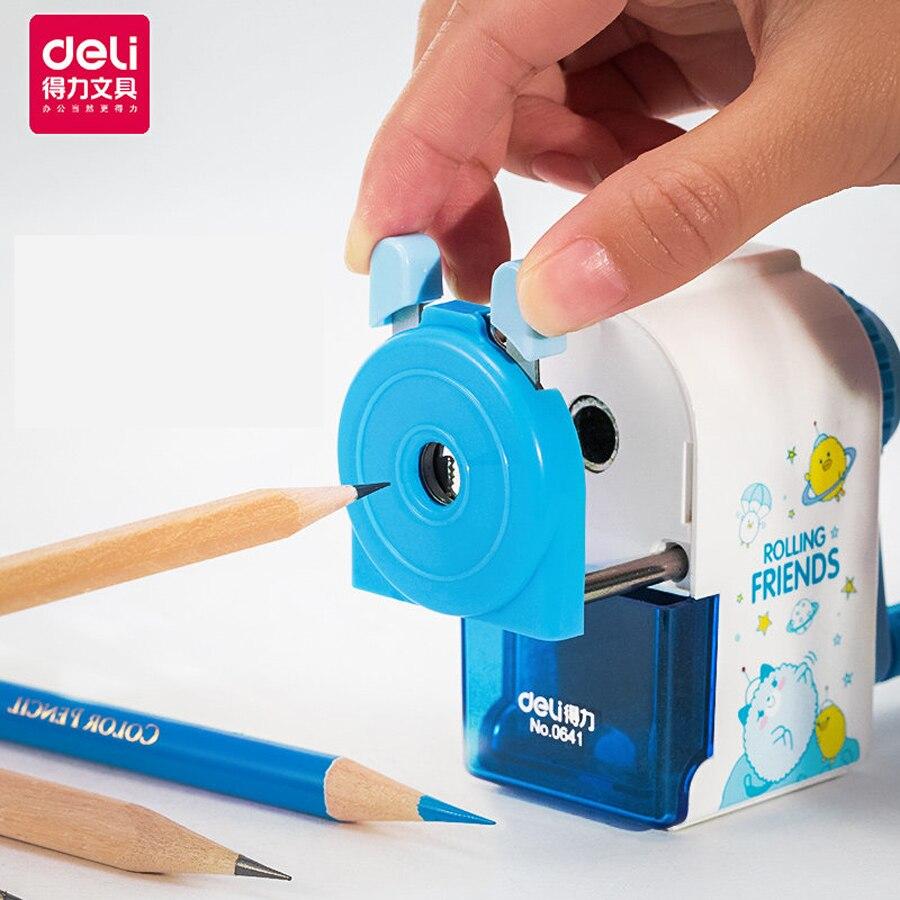 Pencil Sharpener Chicks Animal Hand Mechanical Stationery Back To School