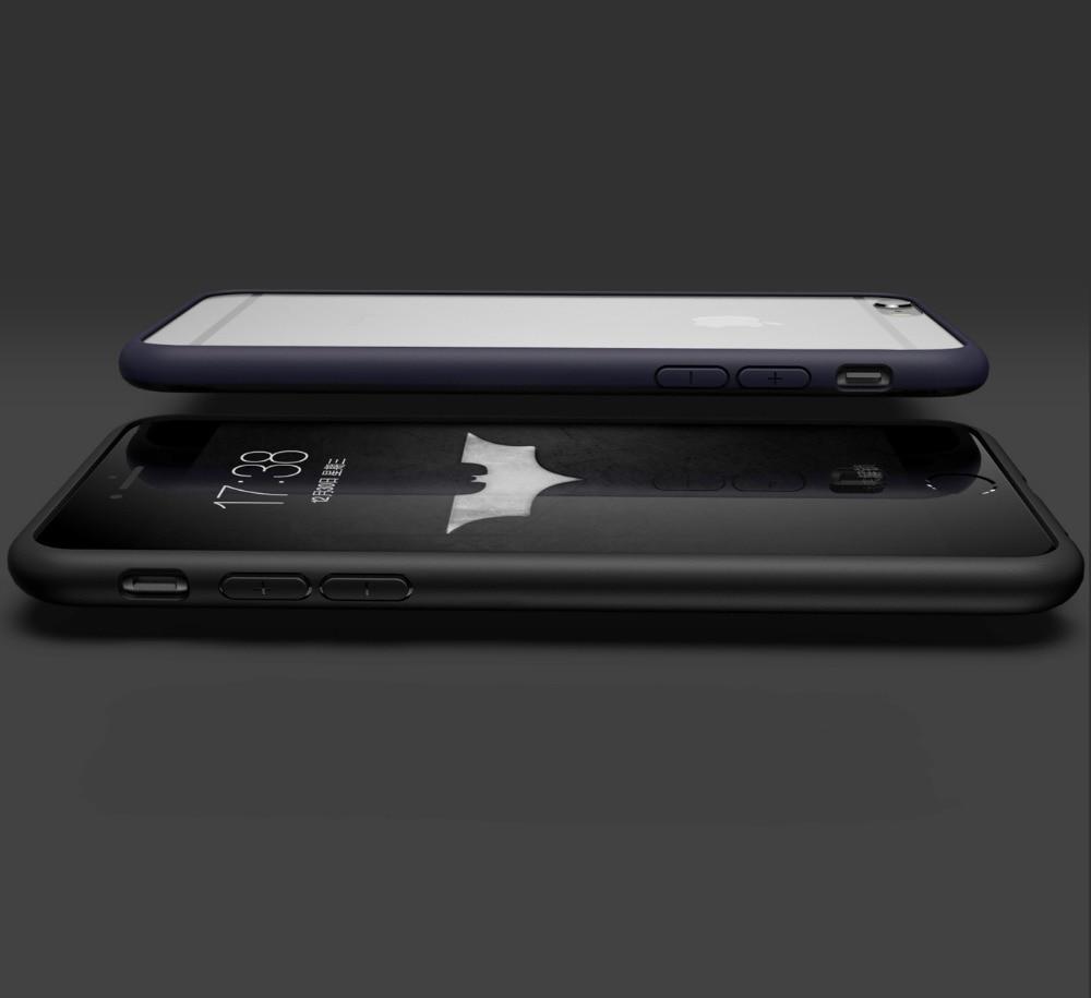 funda de silicona transparente para iphone6 para iphone6s (4.7) - Accesorios y repuestos para celulares - foto 5