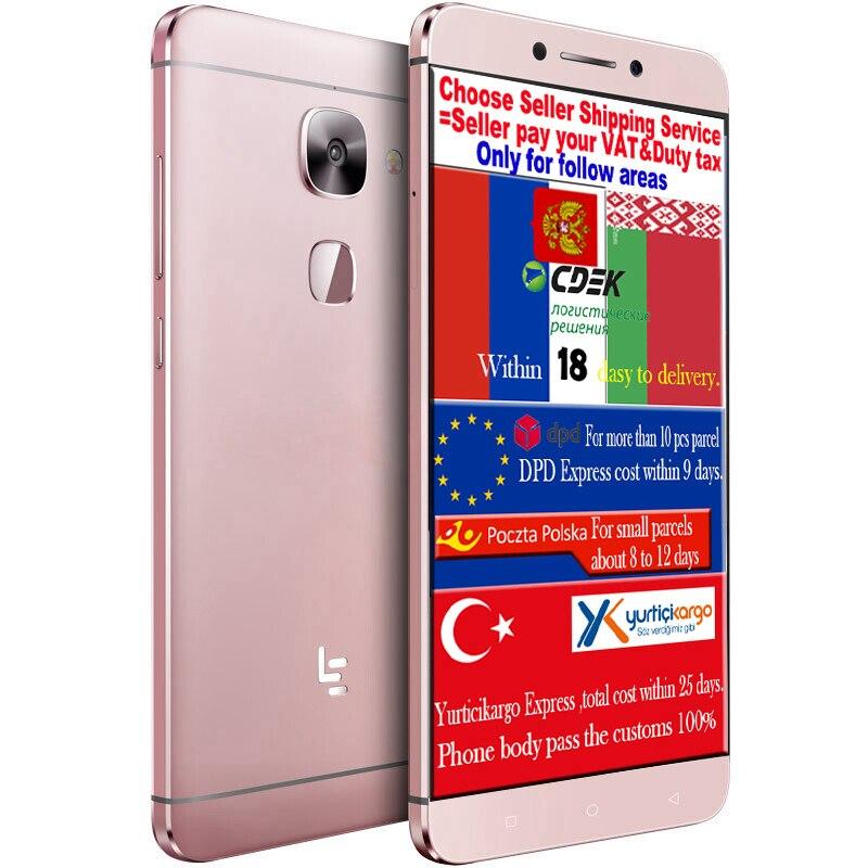 Цена за Оригинал Letv LeEco le 2 два X620 Господь 4 ГБ RAM 32 Г ROM FDD LTE Мобильного Телефона helio X20 2 ГГц Дека Core 1920x1080 5.5 16.0MP Android 6