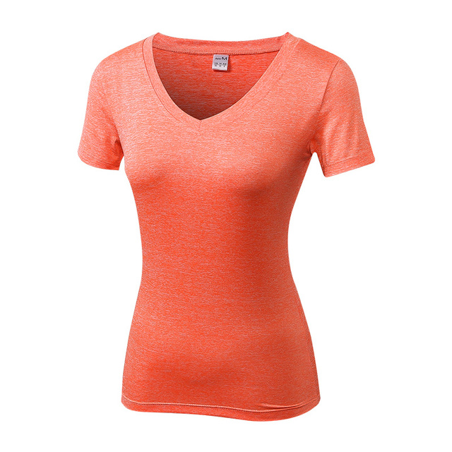 Quick Drying Yoga T-Shirt