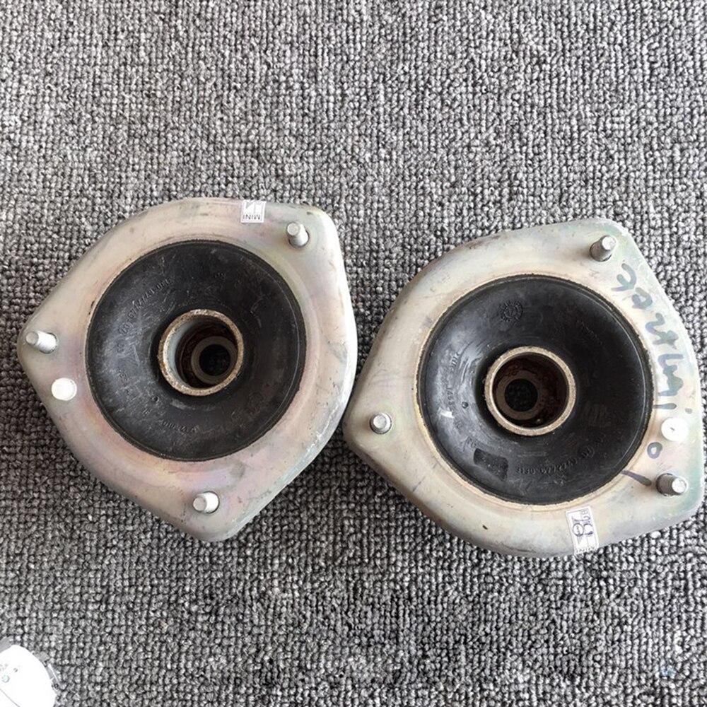 Palier de pression de siège supérieur en caoutchouc d'amortisseur avant de voiture pour MINI Cooper JCW One S R55 R56 accessoire de style de voiture