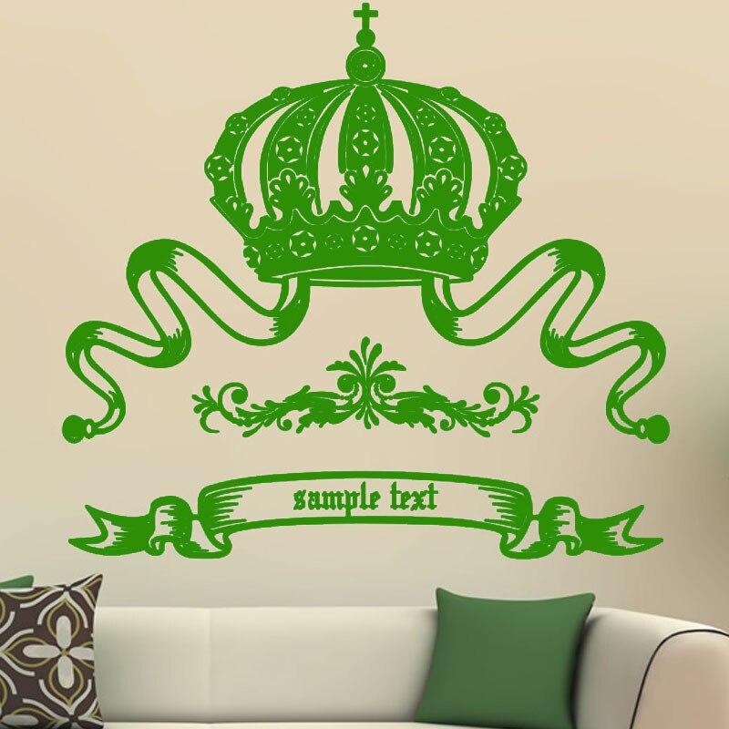 Queen Crown Home Decor
