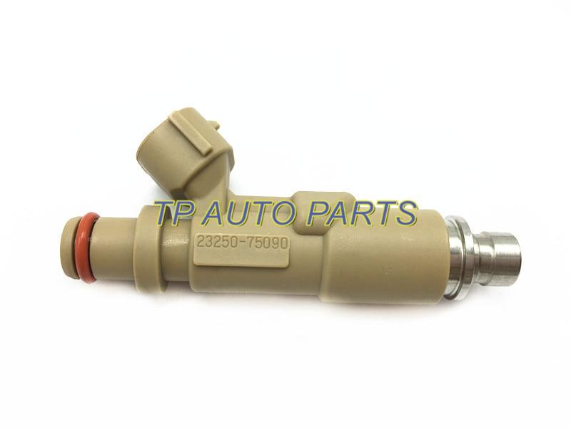 Форсунка топливной форсунки для To-yota L-и C-ruiser RZJ95 RZJ12 Hi-lux C-oaster OEM 23250-75090 23209-79145