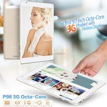 Teclast P98 3G Octa Core MTK8392 Tablet PC Retina 9.7inch 2048x1536 Dual Camera 13.0MP Android 4.4 GPS WCDMA Phone Call 2GB/16GB