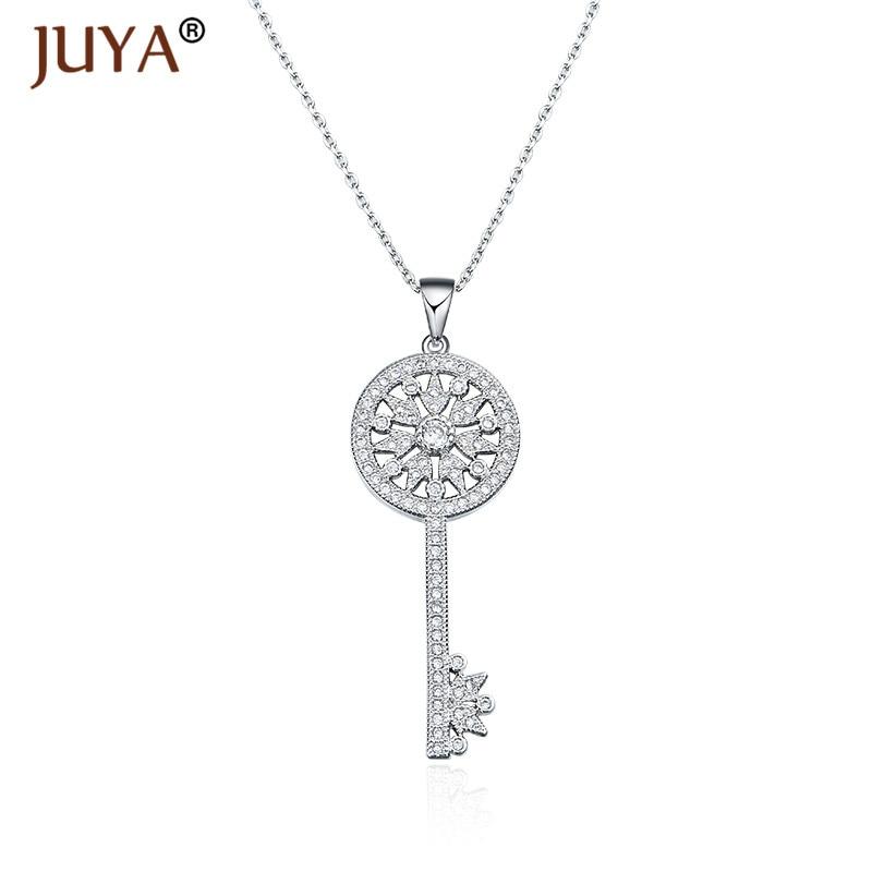 MMC Silver Pendants Luminous Daisy Flower Tassel Necklaces for Womens