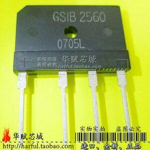 Image 1 - 10PCS GSIB2560 600V 25A NEW