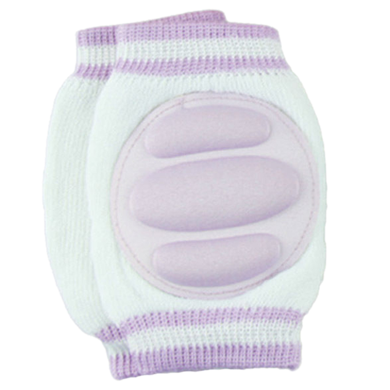 light purple Baby safety New Kid leggings knee protector Crawling Knee Pad Toddler Elbow Pads
