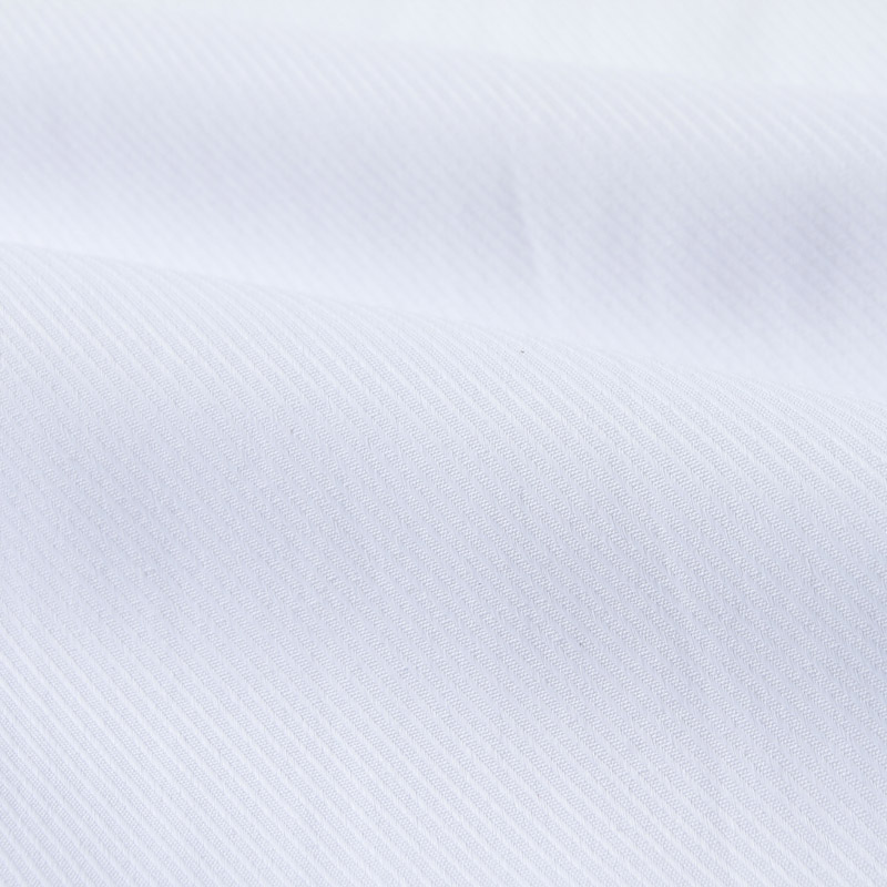 Mens Luxury Französisch Manschette Solid Dress Shirts Spread Kragen - Herrenbekleidung - Foto 6