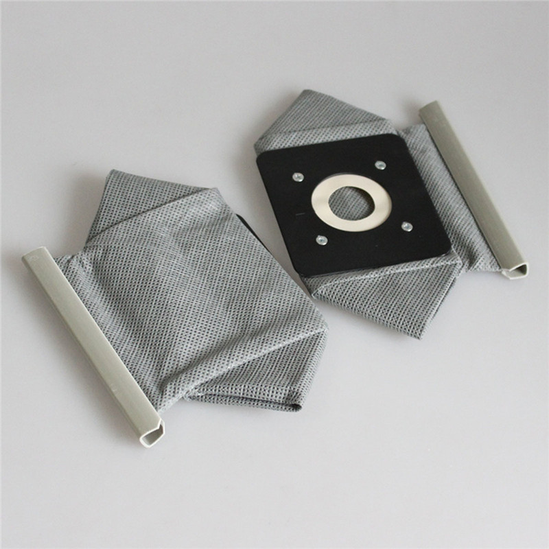 Brand New Practical vacuum cleaner bag 11x10cm non woven bags hepa filter dust bags cleaner bags for cleaner Clean Accessories