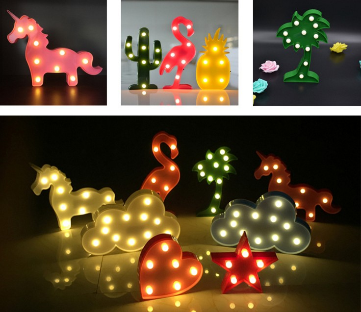 Aliexpress.com : Buy 1Pcs/lot Flamingo Led Night Light ...