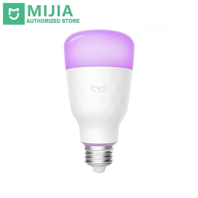 First Xiaomi YEELIGHT YLDP06YL Pierce Light Bulb 10W RGB E27...