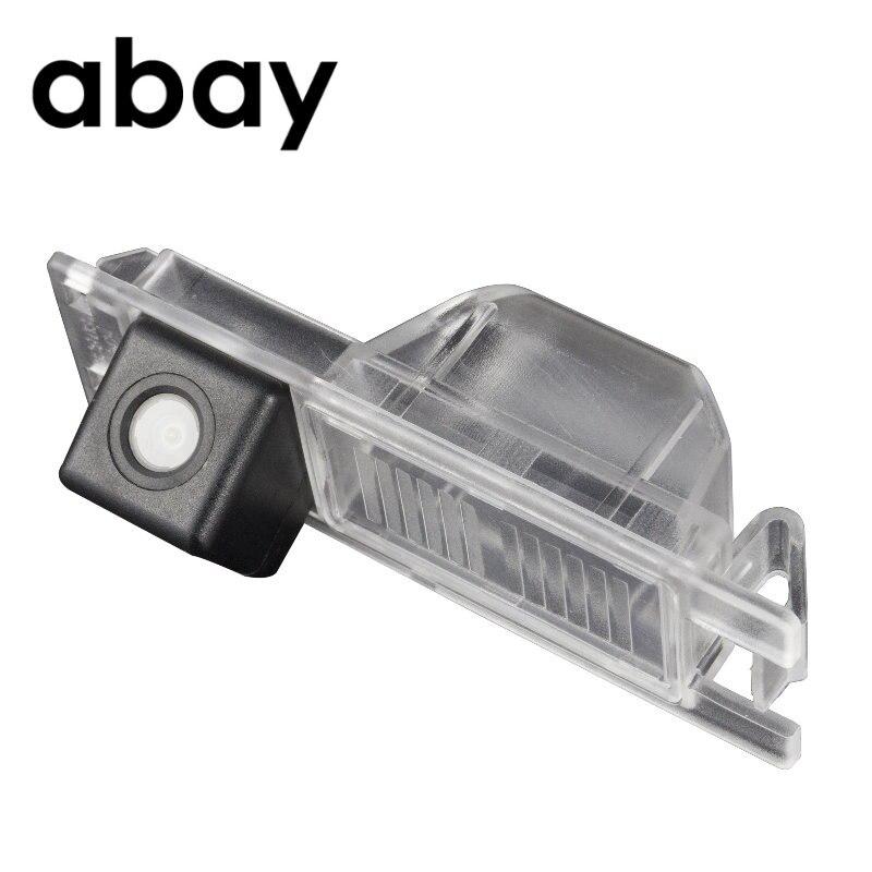 Abay Auto Parken Kamera Für Alfa Romeo 147 156 159 166 Brera MiTo GT Spinne HD Nachtsicht Backup rückansicht Kamera