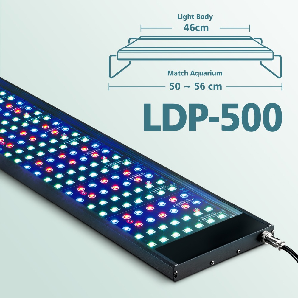 Image 4 - LICAH LDP Light Old Version for Fresh Water Plants Growing Discount limit stockLightings