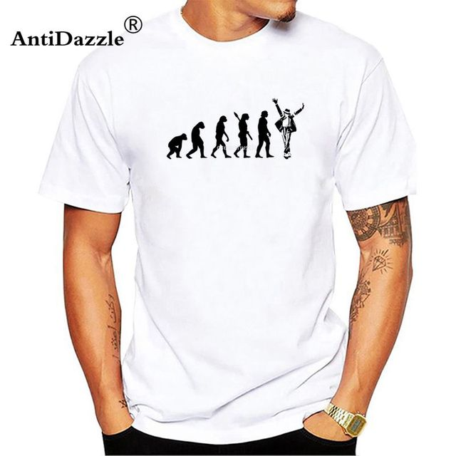 ff3ffa099 Antidazzle New Summer Michael Jackson Bad Graphic T-shirt Man Short Sleeve  Organic Cotton Men Tee Shirt Tops Tee 3XL