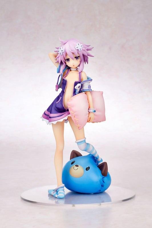 20 cm Hyperdimension Neptunia figurine d'action fille Sexy PVC nouvelle Collection figurines jouets Collection pour cadeau de noël
