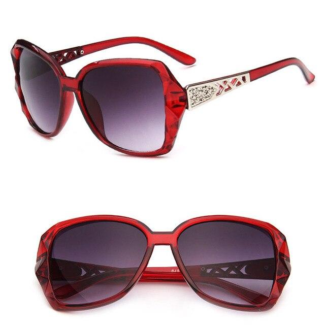 c1b262033b LeonLion 2019 Vintage Big Frame Sunglasses Women Brand Designer ...