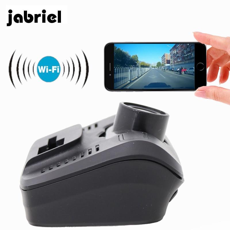 Jabriel 2.0 Carcam Hidden Wifi Car Dvr Full HD 1080P Dash Cam Auto Video Recorder Auto Registrar Car Camera Mini Camera DVRs