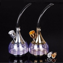 Classical Filter Gift Mini  Hookah Filter Shisha Water Smoking Tobacco Cigarette Pipe water pipe