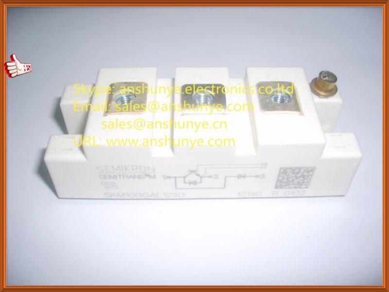 все цены на  NEW SKM100GAL123D Module  онлайн