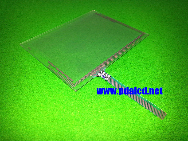 wholesale New Schneider 5.7'' inch XBTF032310 touch panel digitizer glass Industrial touch panel New goods free shipping