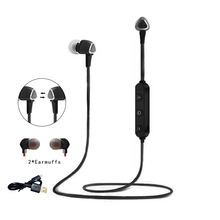 M9 Bluetooth Headset Neck-in-ear Type High Triangle Metal Magnetic Absorption Wireless True Stereo Motion