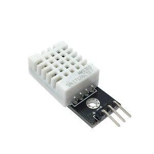 Image 3 - 10 개/몫 dht22 단일 버스 디지털 온도 및 습도 센서 모듈 전자 빌딩 블록 am2302 arduino 용