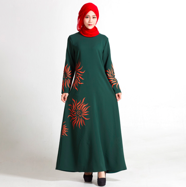 Fashion Abayas Design Muslim Dress Islamic Clothing For