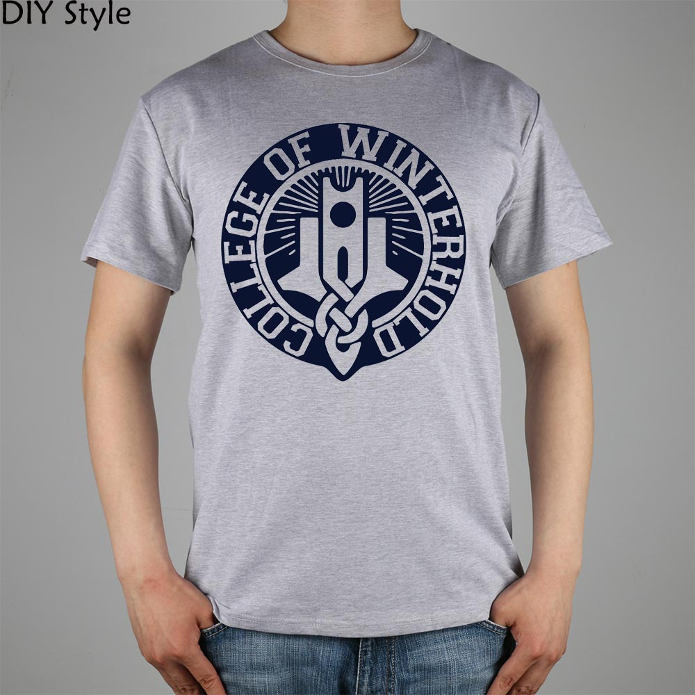 Buy dlg college of winterhold skyrim for T shirts for college guys
