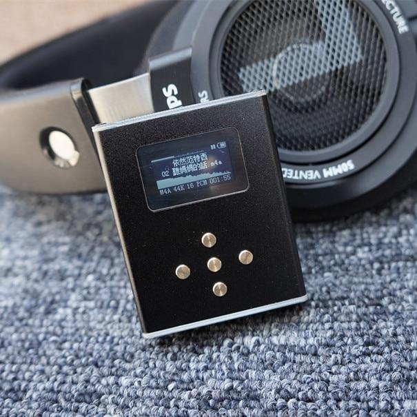 ZiShan T1 HIFI hard solution lossless fever music player MP3 Single AK4490 DAC