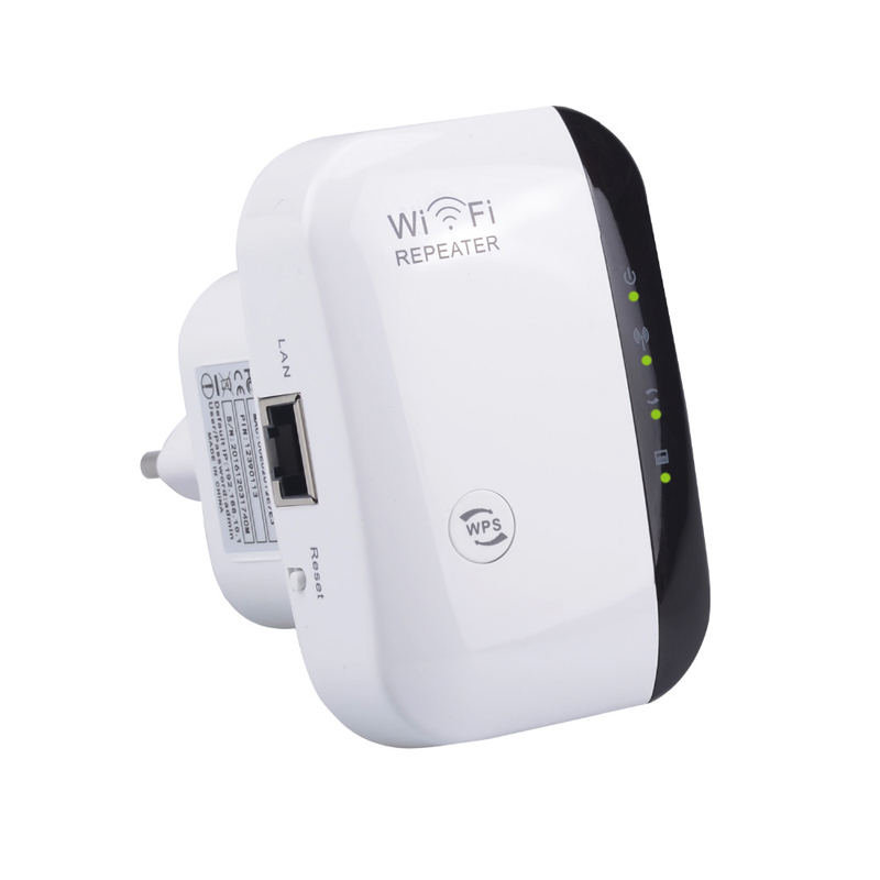 Wireless Wifi Del Ripetitore 802.11n/b/g Rete Wifi Router 300 Mbps Range Extender Ripetitore Del Segnale Extender WIFI Ap Wps
