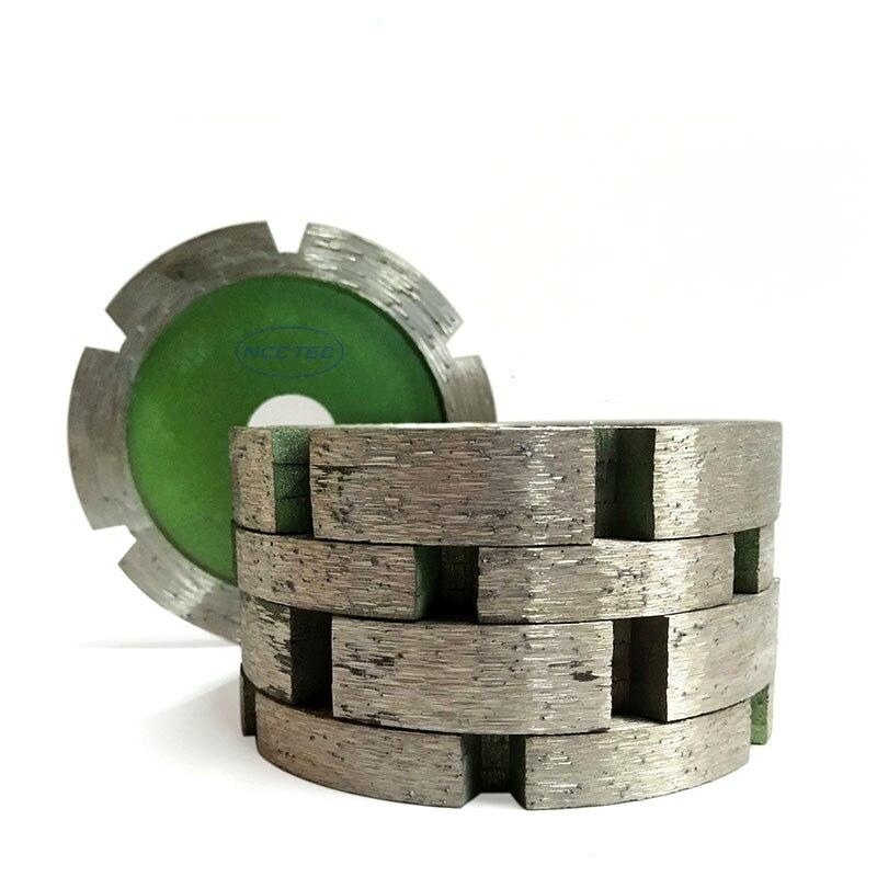 """"""" Алмазная шайба, направляющее лезвие/105 мм бетонная шайба, точечный указатель, пазовые инструменты/5 6 10 мм толстый сегмент, удаление жесткого двигателя"""