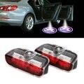 2x LED Автомобилей Любезно Дверь Лазерный Проектор Логотип Свет Для VW гольф 5 6 7 MK7 Jetta CC Tiguan Passat B6 B7 Scirocco