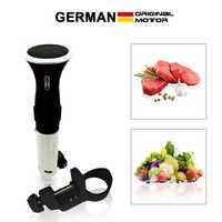 German technology sous vide cooker slow Cooker Immersion Circulator Temperature Control Digital Display Food Processor