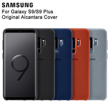 Samsung Original Phone Case For Galaxy S9 G9600 S9+ Plus G9650 Official Anti-knock Mobile Cover Fundas Coque