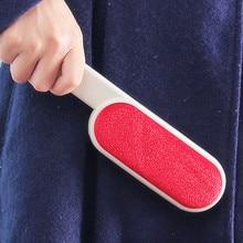 Электростатическая Одежда щетка удаляет собачьи волосы и кошачьи волосы из одежды щетка для пыли меховая щетка