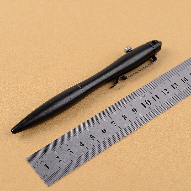 Aviation aluminium stylo tactique brise-verre auto-défense outil d'urgence en plein air Portable auto-garde sécurité personnelle S