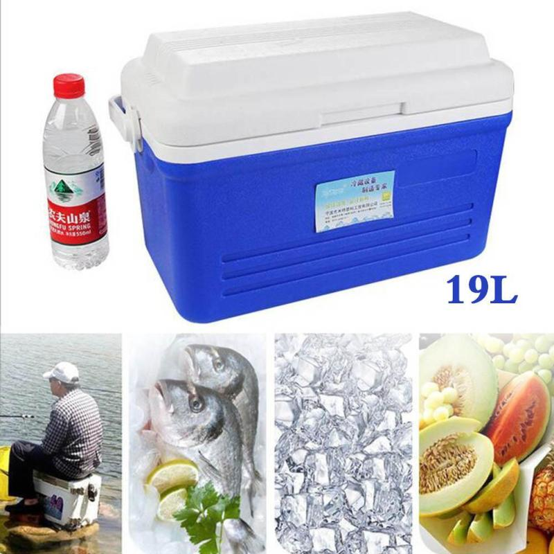 19L Portable Thermal Cooler Waterproof Insulated Picnic Bag for Women Kids Men Cooler Travel Box Gift 3
