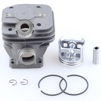42mm Cylinder Piston Pin Kits For Stihl 024 MS240 MS 240 Rep 1121 020 1200