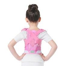 Child Opposite Direction Posture Back Straps Humpbacks Braces Belt Slouch Correction Orthosis Shoulder Support Corrector