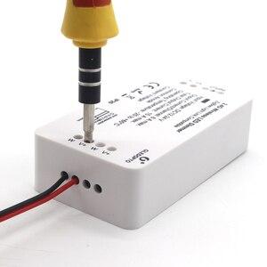 Image 5 - Умная Светодиодная лента Zigbee ZLL 5 М 5050 SMD Link, комплект светодиодных лент, контроллер ZIGBEE RGBCCT, RGBWW, водонепроницаемая электронная лента IP65, DC 12 В