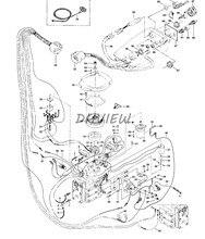 Frete grátis peças para zongshen selva 2 tempos 9.9hp 15hp motor de popa gerador rotor 8580070