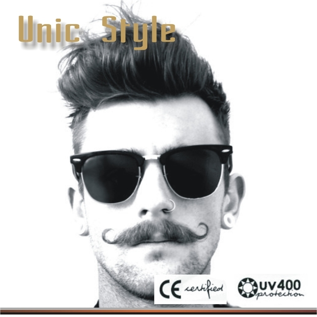 ee29ddb4a6 New in 2014 retro vintage sunglasses men women clubmaster style fashion sun  glasses punk oculos de sol femininos masculino 011-1
