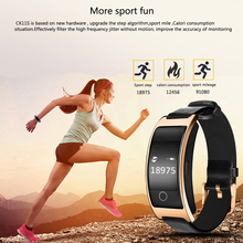 USB Smart Bracelet Fitness Health Tracker Heart rate Blood Pressure Oxygen Monitor Smart wrist Band Sport Watch For iOS Android