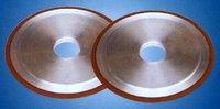 14A1 Resin Bond Diamond / CBN Grinding Wheels 400 X 40/30/6 X 127 B126 C75