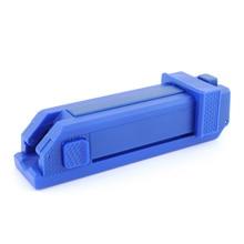 купить 1pc NEW Plastic Cigarette Rolling Machine Roller For Rolling Paper Hand roller Rolling Tools Cigarette Maker Gift по цене 218.19 рублей