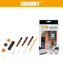 JAKEMY 7 in 1 Professional Spudger Pry Opening Tool Kit Screwdriver Tools for iPhone iPad Tablet Repair Hand Tools Sets 21pcs set mobile phone repair tools kit spudger pry opening tool screwdriver set for iphone samsung phone hand tools set