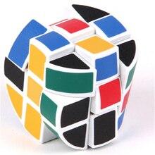 Magic Cube Colorful Cubos Magicos Puzzles Fidget Cubo Magicos Children Educational Toys For Kids Neo Cube 6.5cm 70K192