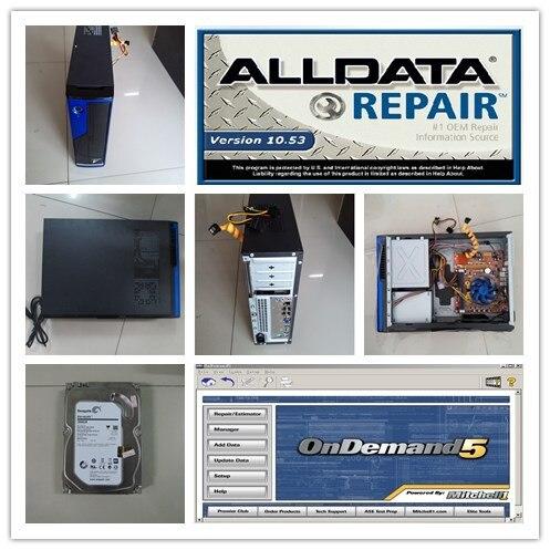 Alldata 10,53 Installiert Version Mitchell Auf Nachfrage 2in1 Mit Desktop Hdd 2 Tb Windows 7 Auto Reparatur Software Bereit Zu Bedienen Verkaufspreis